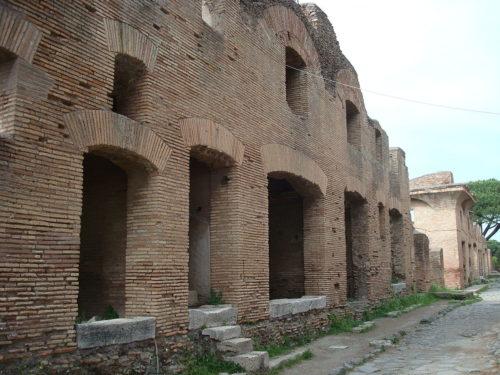 紀元2世紀初期のインスラ