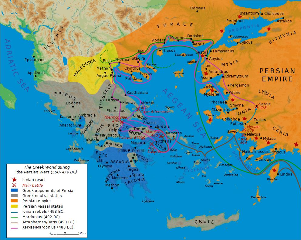 ペルシア戦争