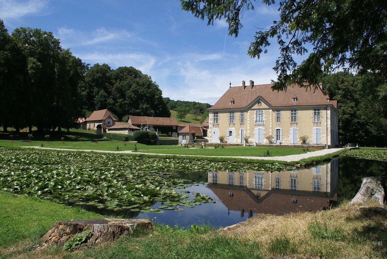フランスの荘園